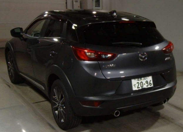 Mazda CX-3 XD Touring L Package 2016