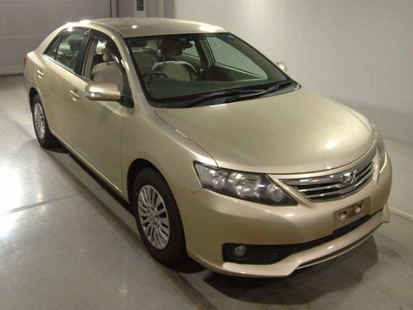 Toyota Allion G 2011