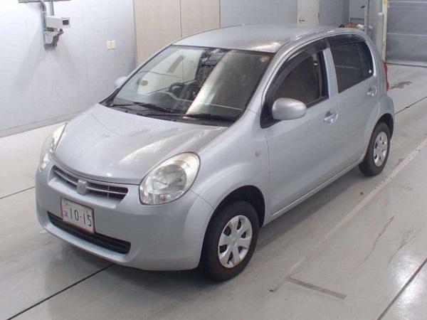 Toyota Passo G 2010