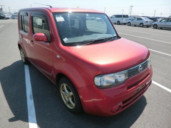 Nissan Cube 15X 2010