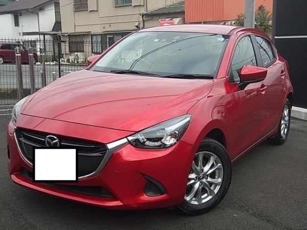 Mazda Demio XD Touring Package 2017