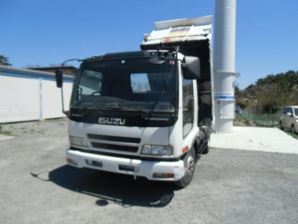 Isuzu Forward Isuzu Forward Build Up Dump 2007