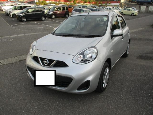 Nissan March  X V Selection Package 2016