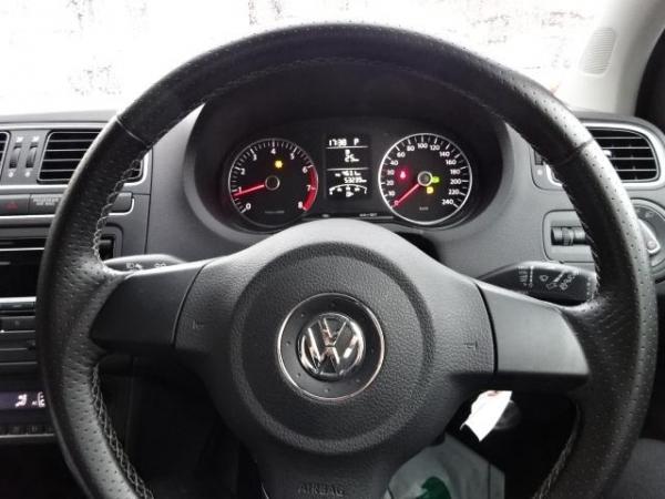 Volkswagen Polo Volkswagen Polo Cross Polo 2012
