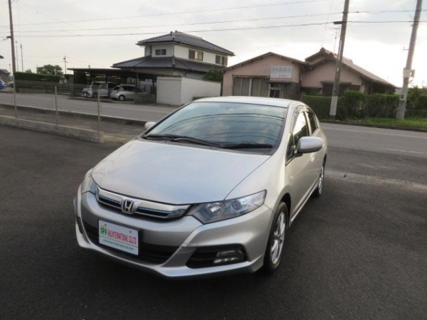 Honda Insight Exclusive XL Inter Navigation Package 2013