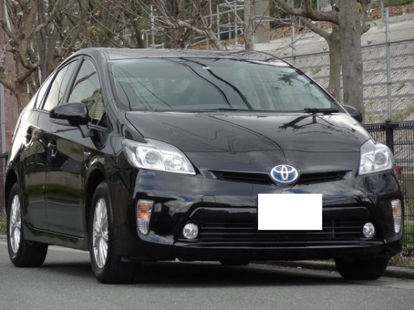 Toyota Prius G Package 2014