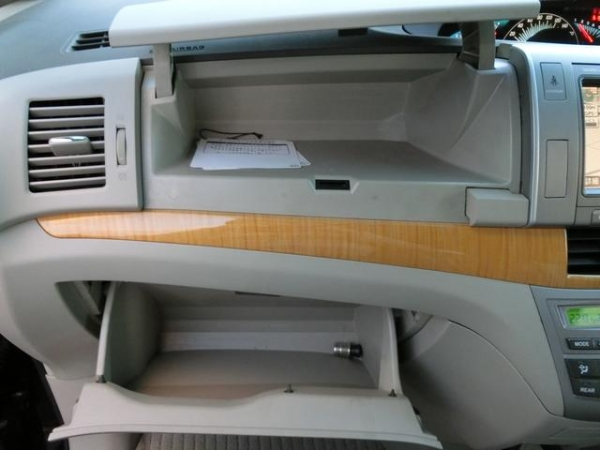 Toyota Estima Aeras G Edition Package 2008