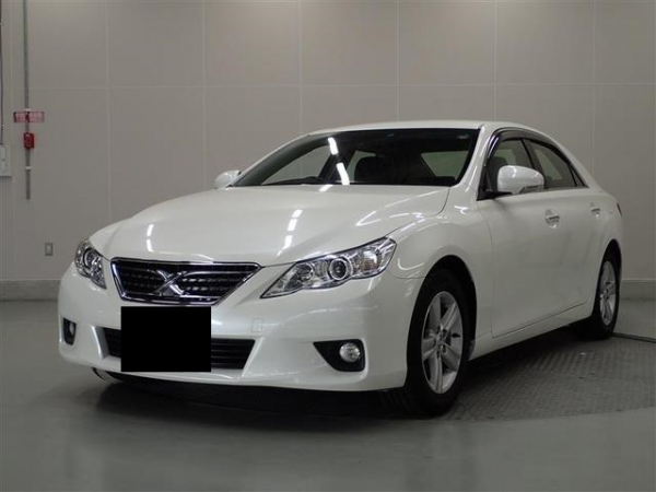 Toyota Mark X Toyota Mark X 250G Relax Selection 2012