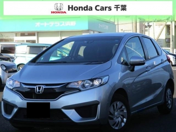 Honda Fit Honda Fit 13G L Package 2014