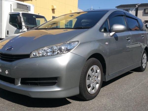 Toyota Wish Toyota Wish 1.8X 2012