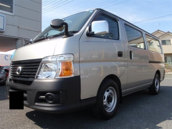 Toyota Caravan  Nissan Caravan Super Long Dx Turbo 2006
