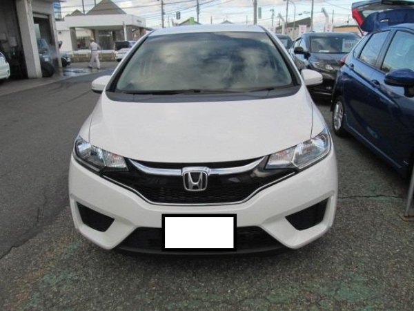 Honda Fit 13G F Package Comfort Edition 2016