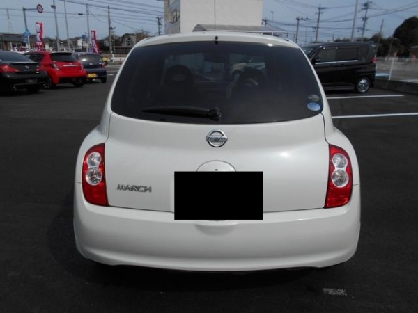 Nissan March  Nissan March 12S Collet F 2010