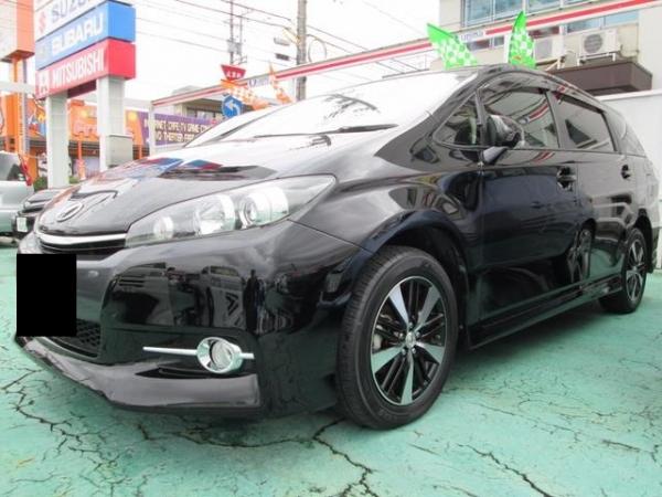Toyota Wish Toyota Wish 1.8S 2012