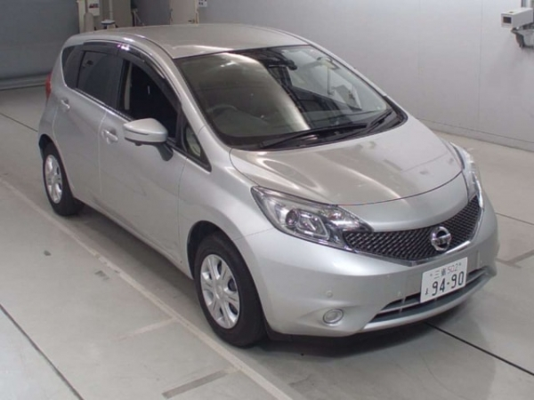 Nissan Note X Package 2016