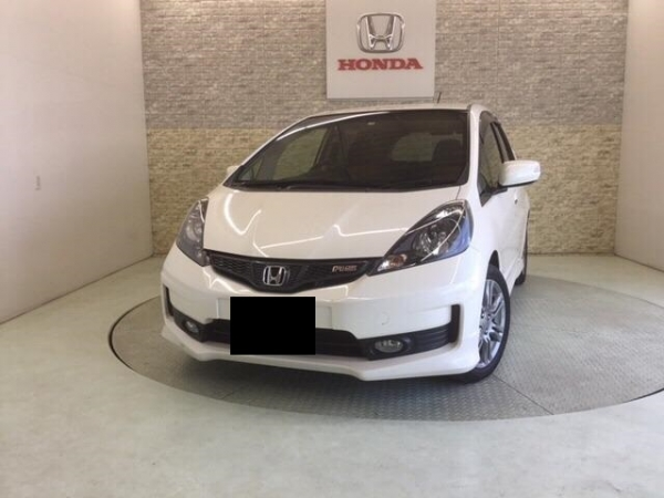 Honda Fit Honda Fit Rs  2011