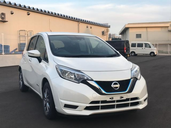 Nissan Note Nissan Note E-Power X 2016
