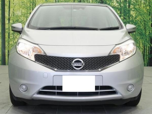 Nissan Note Nissan Note X V Selection +Safety 2015