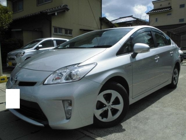 Toyota Prius S Package 2014