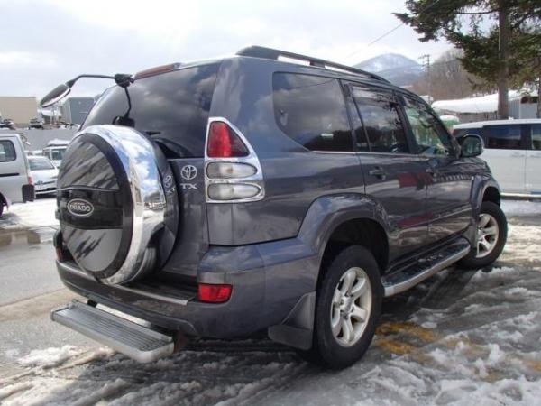 Toyota Land Cruiser Prado Toyota Land Cruiser Prado Tx 2004