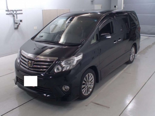 Toyota Alphard 240S Type Gold 2 Package 2014