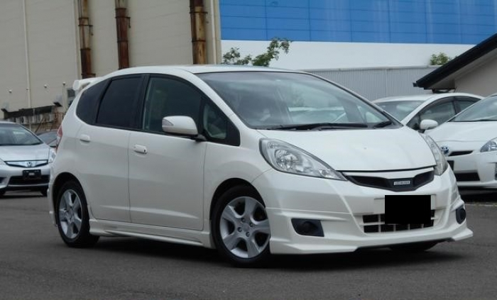 Honda Fit Honda Fit Smart Selection 2011