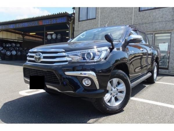 Toyota Hilux Toyota Hilux Z 2017