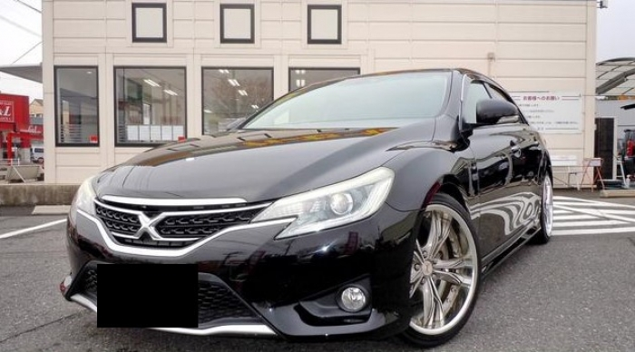 Toyota Mark X Toyota Mark X 250G S Package  2012