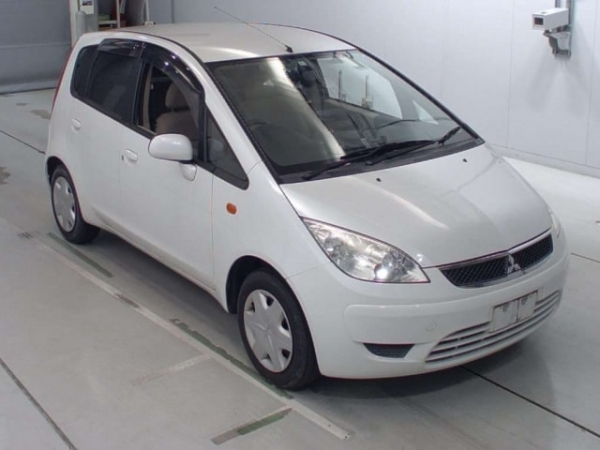 Mitsubishi Colt Clean Air Edition Package 2012
