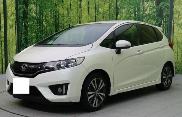 Honda Fit Honda Fit Rs 2014