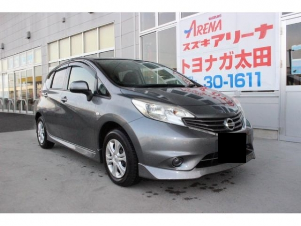 Nissan Note Nissan Note X Dig-S 2013