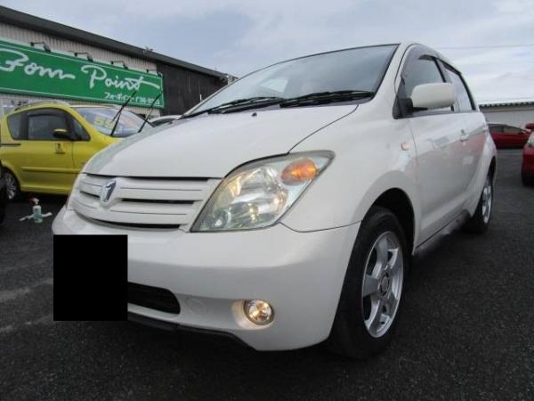 Toyota Ist  Toyota Ist 1.5 S 2004