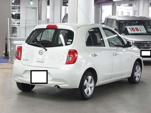 Nissan March  S Package 2016