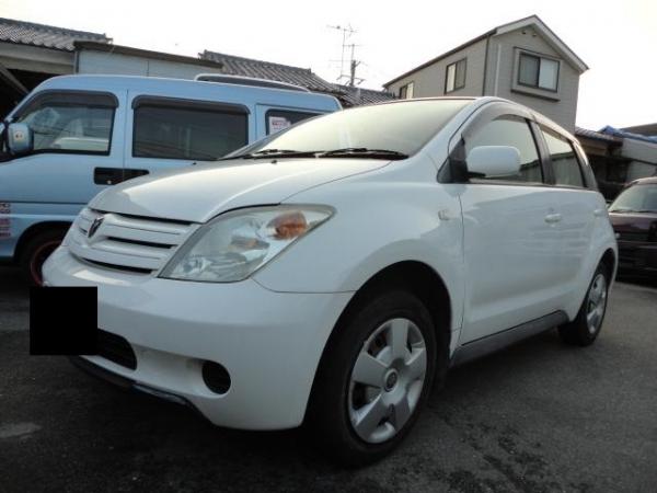 Toyota Ist  Toyota Ist 1.5 F L Edition 2005