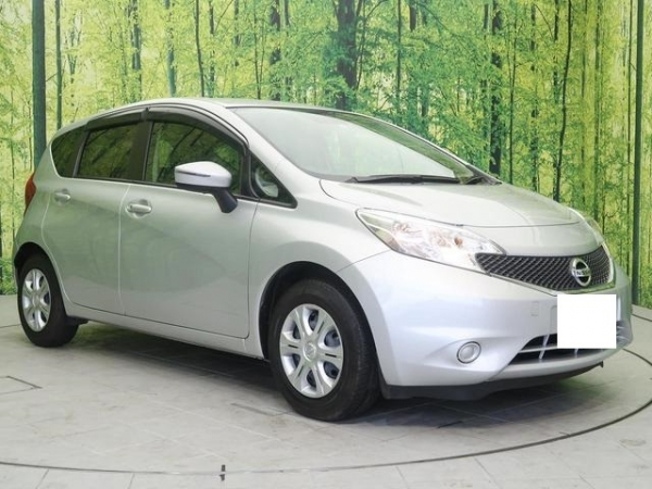 Nissan Note Nissan Note X V Selection +Safety 2015