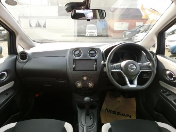 Nissan Note X DIG-S Package 2016