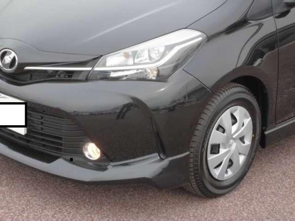 Toyota Vitz F Package 2016