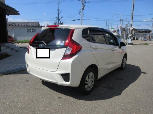 Honda Fit 13G F Package 2016