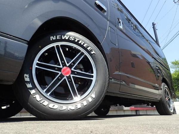Toyota Hiace Van Toyota Hiace Van Long Wide Super Gl 2014