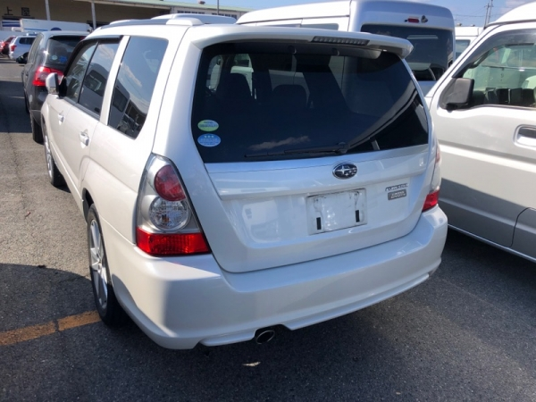 Subaru Forester Cross Sports 2.0i 2006