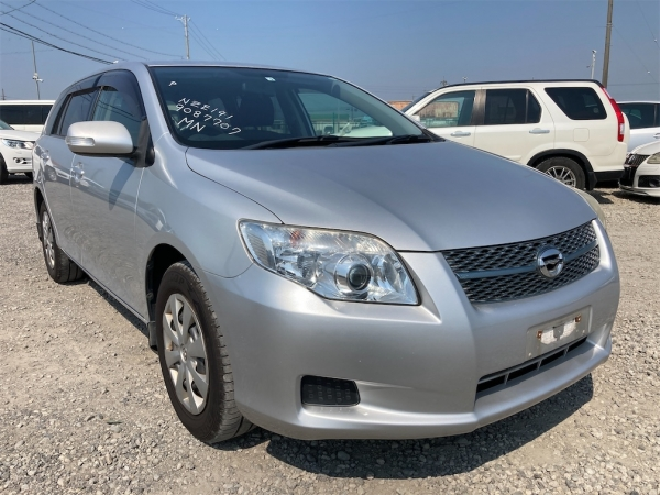 Toyota Corolla Fielder 1.5X SPECIAL EDITION 2008