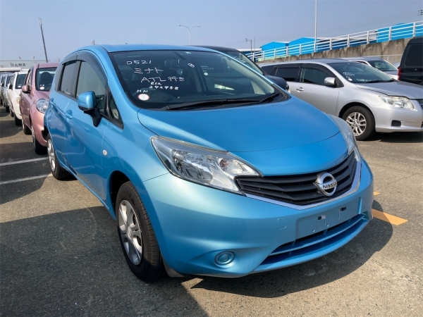 Nissan Note X DIG-S 2014
