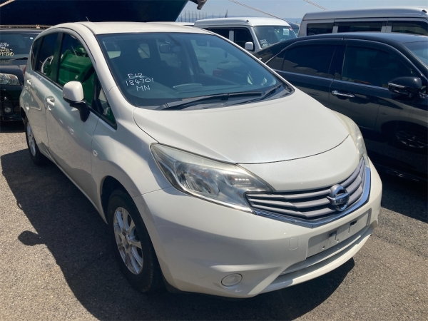 Nissan Note X Package 2014