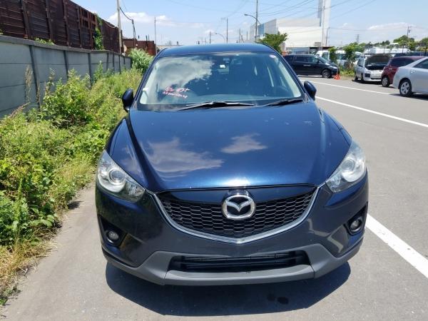 Mazda CX-5 XD L PKG 2014