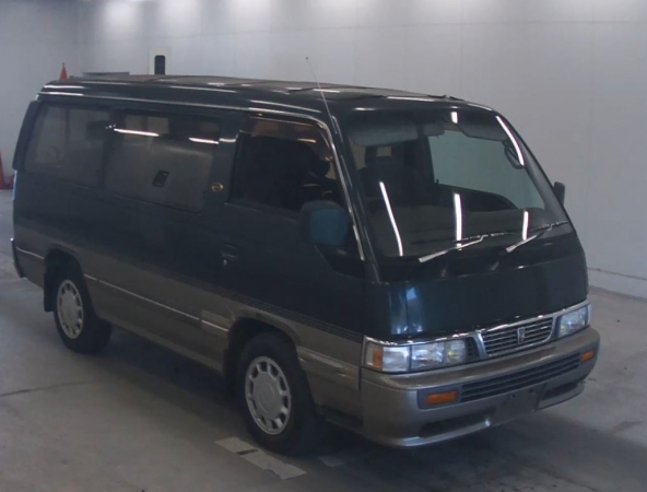Nissan Caravan  KD 1997