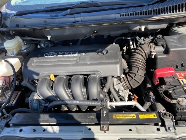 Toyota Wish X Aero Sports Package L Edition 2007