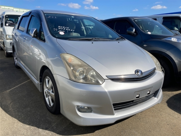 Toyota Wish X Aero Sports Package L Edition 2007