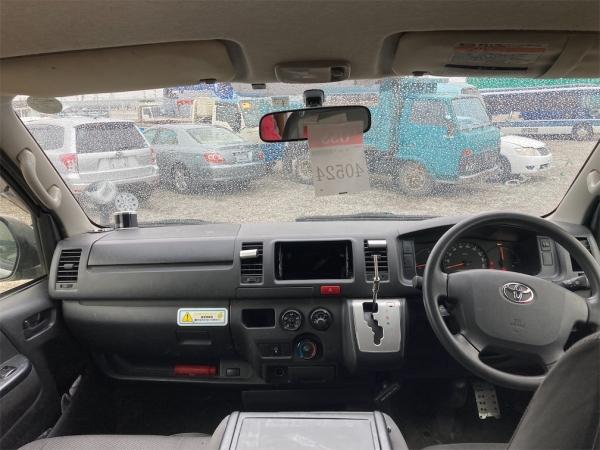 Toyota Regius Super GL package 2014