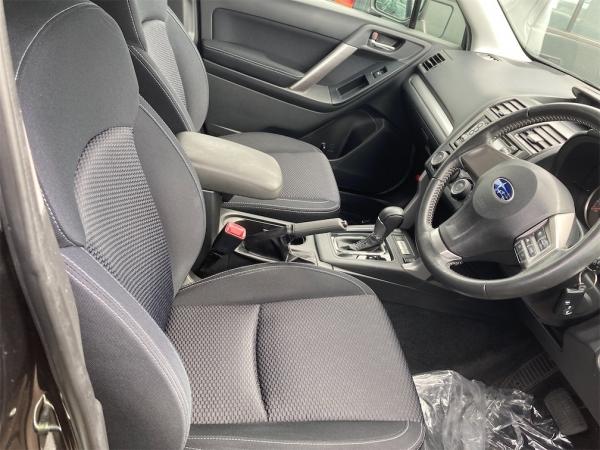 Subaru Forester I-L EYESIGHT 2014