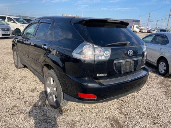Toyota Harrier 240 G 2007